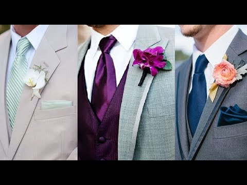 ccb34dd654aa Men Wedding Suits Designs Latest Collection 2018-2019 - YouTube