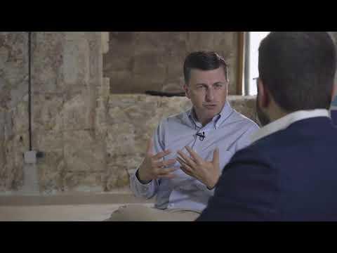 The Transatlantic Conference 2018- Manuel Muñiz interviews Douglas Alexander