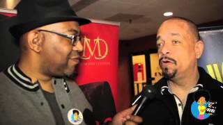 Ice T - Film Game Vs. Rap Game (Iceberg Slim: Portrait of a Pimp On iTunes 7/12)