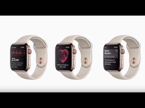 Role of EKG: From Doctor's Office to Apple Watch