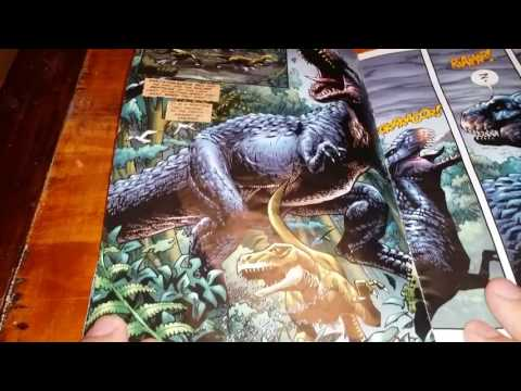 Dark Horse Comics:Kong 8th Wonder Of The World Mini Comic Reading