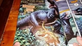Dark Horse Comics:Kong 8th Wonder Of The World Mini Comic Reading