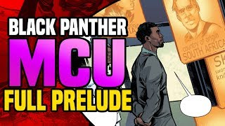 When Did T'Challa Become Black Panther In The MCU ( Prelude No Spoilers )