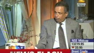 Binod Chaudhary talks with Zee Business
