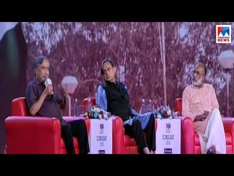 ഹിന്ദുക്കളുടെ കുത്തകാവകാശം ബിജെപിക്കല്ല; തീ പാറി തരൂര്–കണ്ണന്താനം |  Shashi Tharoor | Alphons Kann