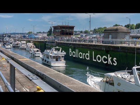 Ballard Locks - Seattle