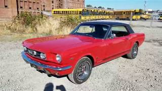 1965 Ford Mustang Coupe GT