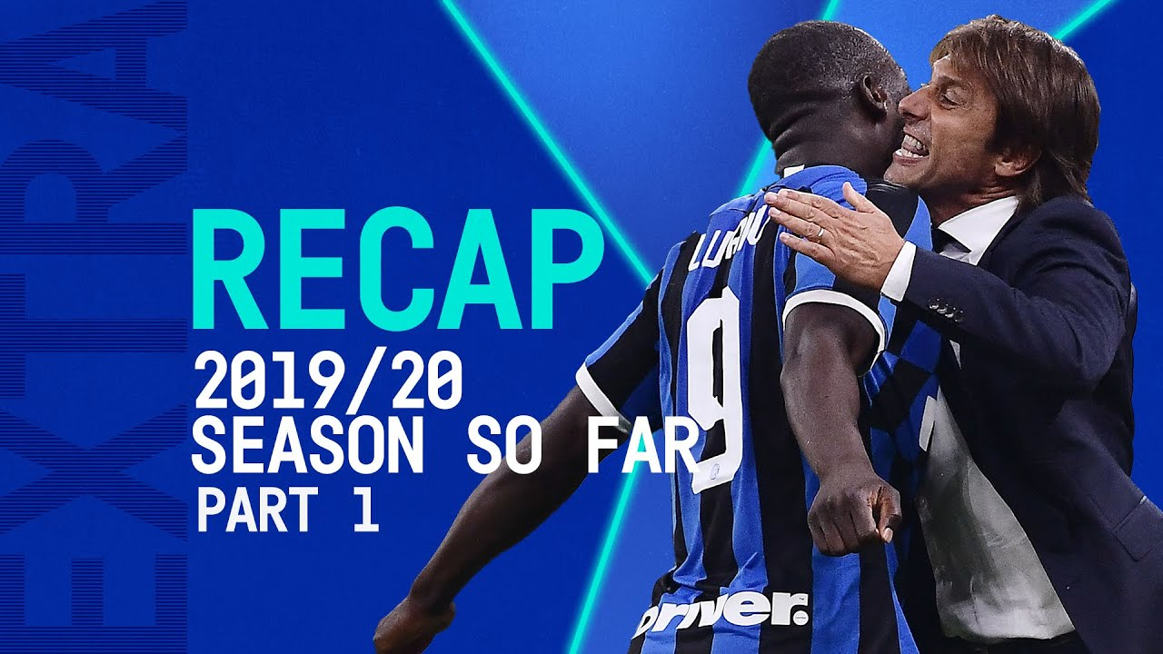 Serie A TIM 2019/20: The Season So Far | August, September, October | Serie A TIM Extra