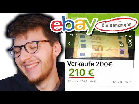 200€ verkaufen - EURE Ebay Kleinanzeigen Fails #4