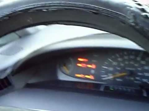 Trip Amp Reset Check Engine Light 1995 Toyota Previa Youtube