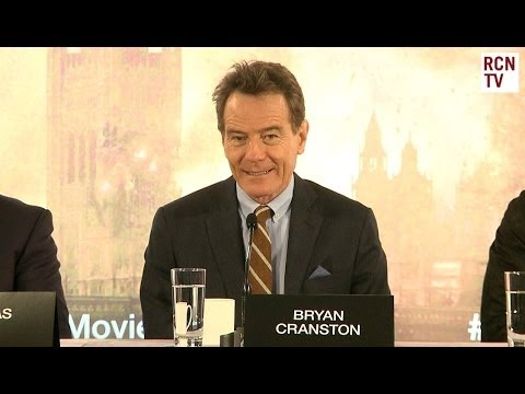 Bryan Cranston Interview - Life After Breaking Bad