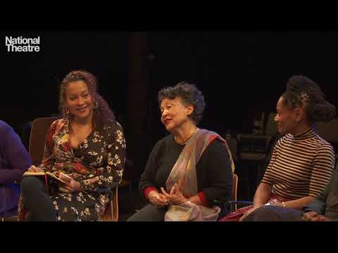 Palimpsest Talk: A Celebration of Black Women in Theatre
