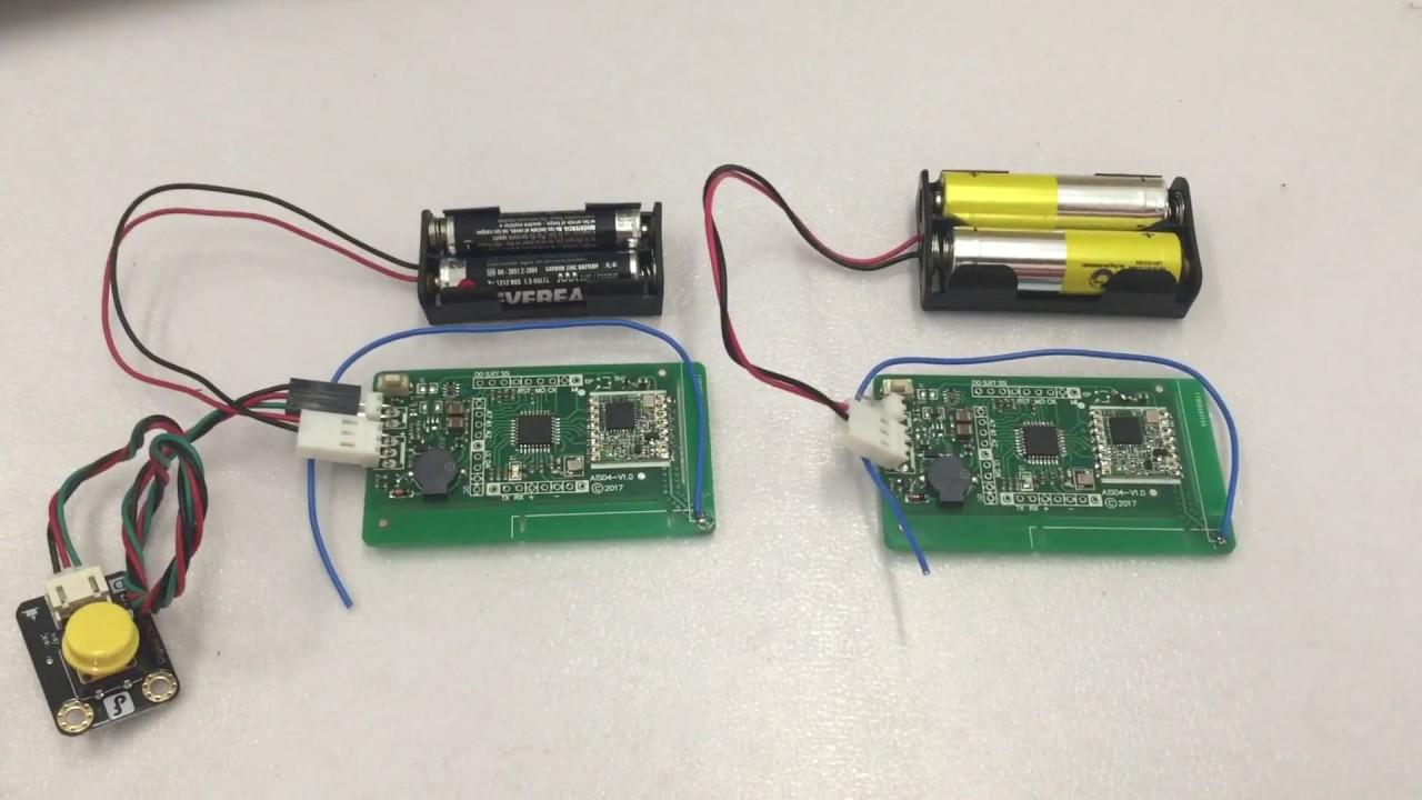 LoraLand - Battery powered LoRa & Arduino Module from AVRcircuit on