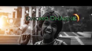 Dhono Dhanne Pushpe Bhora(Rock version)