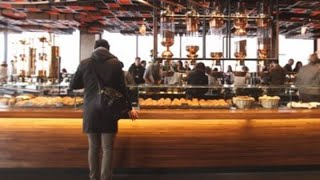 Starbucks opens first Reserve Roastery in NYC