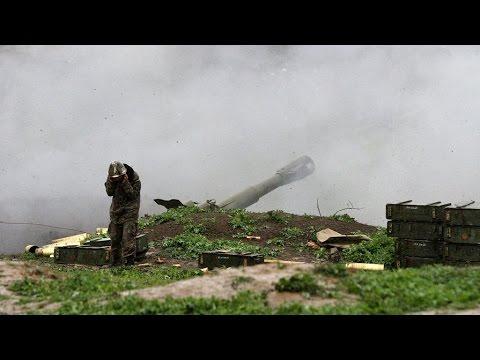 Убийство мирных жителей в Нагорном Карабахе