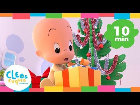 COLECCIÓN VILLANCICOS 2018. Cleo & Cuquin I Familia Telerin. Canciones Infantiles para niños