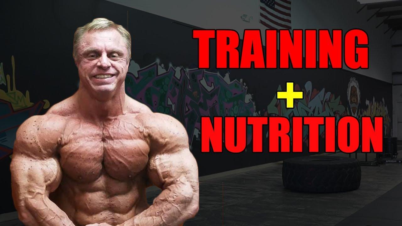John Meadows BODYBUILDING Strength Training & Nutrition