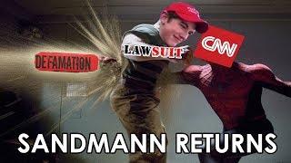 The Sandmann Returns, Libel Lawsuits Inbound, #StandYourGround