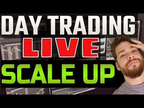 🔴 DAY TRADING THE STOCK MARKET OPEN - Penny Stock Small Account