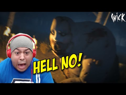 HELL TO THE F#%K NO! [WICK] [NO WAY OUT DLC]