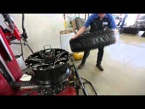 Installing a Custom Leveling Kit F150 Supercrew Lariat Truck | Custom Ford F150 Truck from Bell Ford