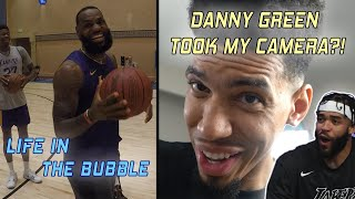 Life in the Bubble - Ep. 7: Danny Green Takeover | JaVale McGee Vlogs