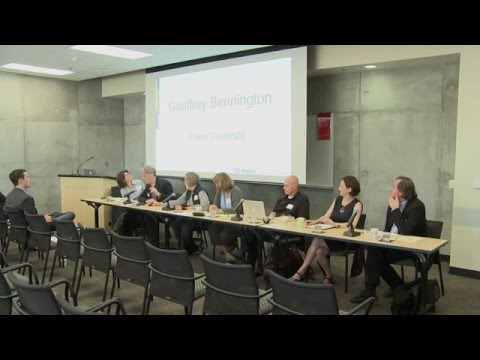 Derrida Seminars Translation Project Roundtable