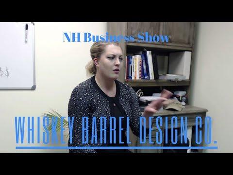 NH Business Show | Whiskey Barrel Design Co - Kelly Boyer