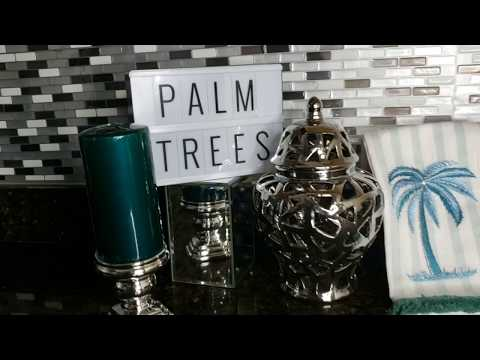 🏝☀️🍹Decorate With Me Summer Kitchen Decor Part 2