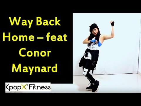Way Back Home (feat. Conor Maynard) [Sam Feldt Edit]