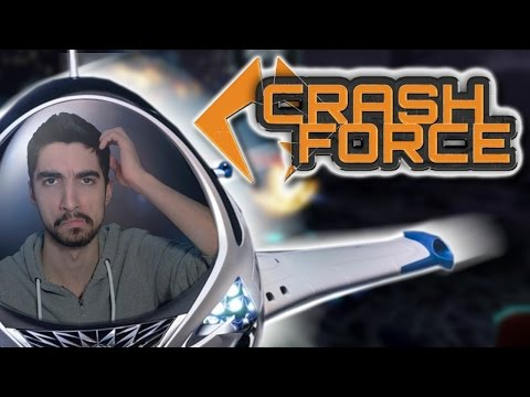 Pew-Pew με διαστημόπλοια - Crash Force