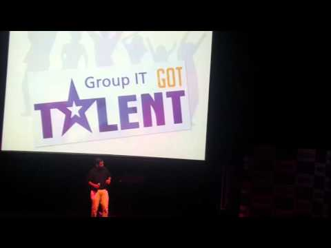 Emirates NBD Group IT Talent Show@Ductac Theatre, Mall Of Emirates, Dubai