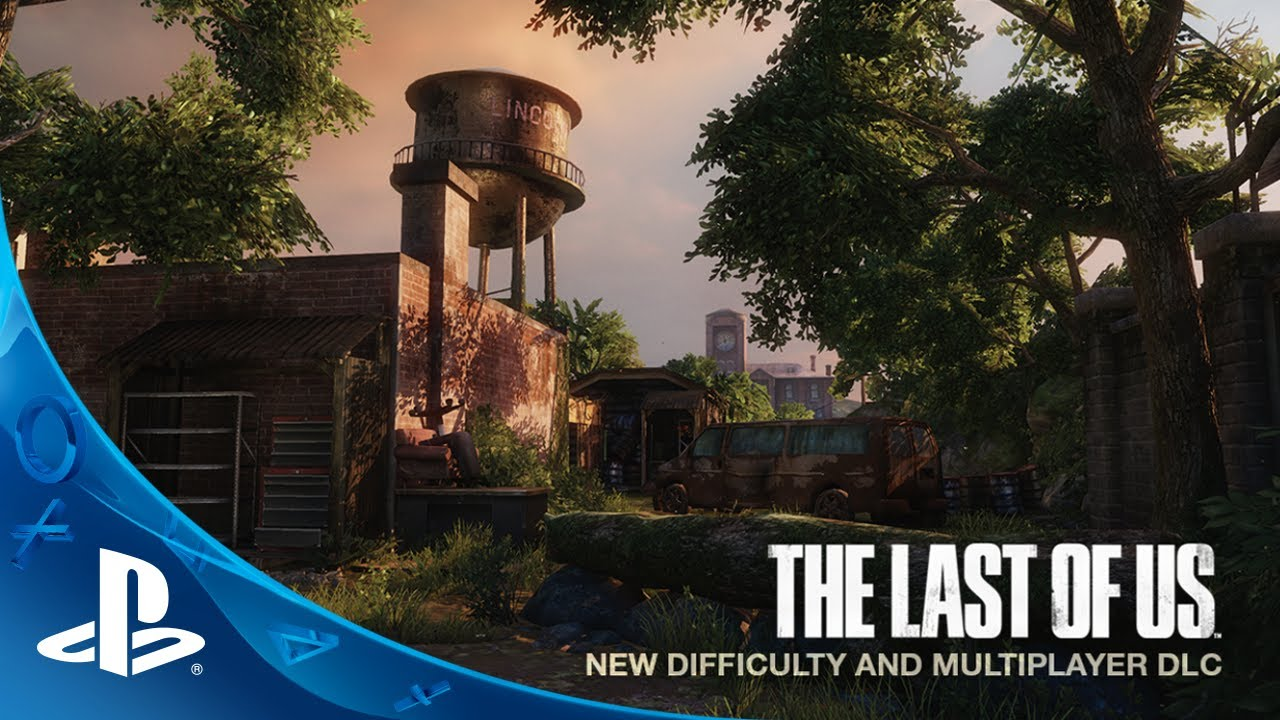 The Last Of Us New Difficulty And Multiplayer DLC Trailer YouTube - The last of us multiplayer maps