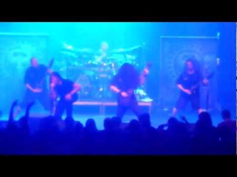 Cryptopsy - Blasphemy Made Flesh Medley (Live In Montreal)