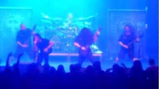 Cryptopsy - Blasphemy Made Flesh Medley (Live In Montreal)