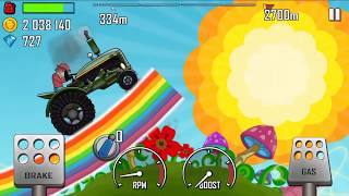 Car Games Online Free Driving Games To Play#HILL CLIMB RACING TRACTOR