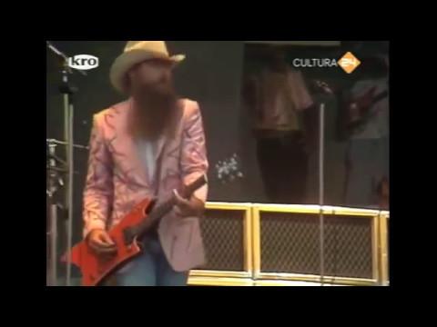 ZZ Top Live 1982 Party on the Patio/La Grange/Tush
