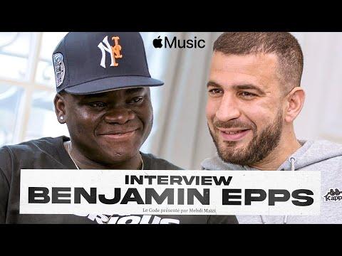 Youtube: Benjamin Epps, l'interview par Mehdi Maïzi – Le Code