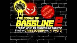 Track 22 - Tinie Tempah - Tears Ft. Cleo Sol (BurgaBoy Remix) [The Sound of Bassline 2 - CD1]
