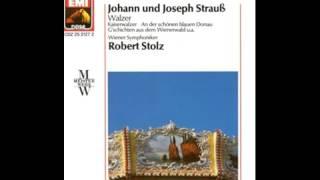Johann Strauss II - Lagoon Waltz - VSO - Robert Stolz 432 Hz