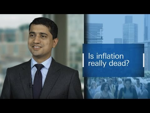 Economy Views: Is inflation really dead?