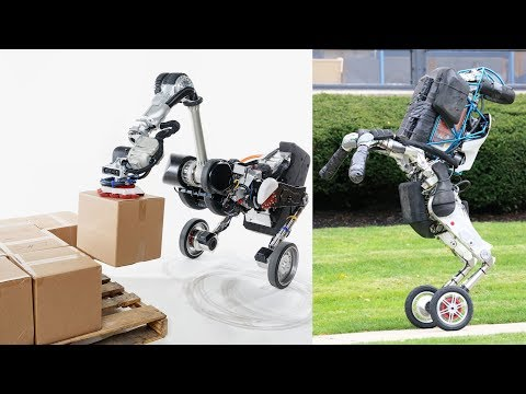 How Robot Will Change The World? – Handle & Spotmini Robot From Boston Dynamics.