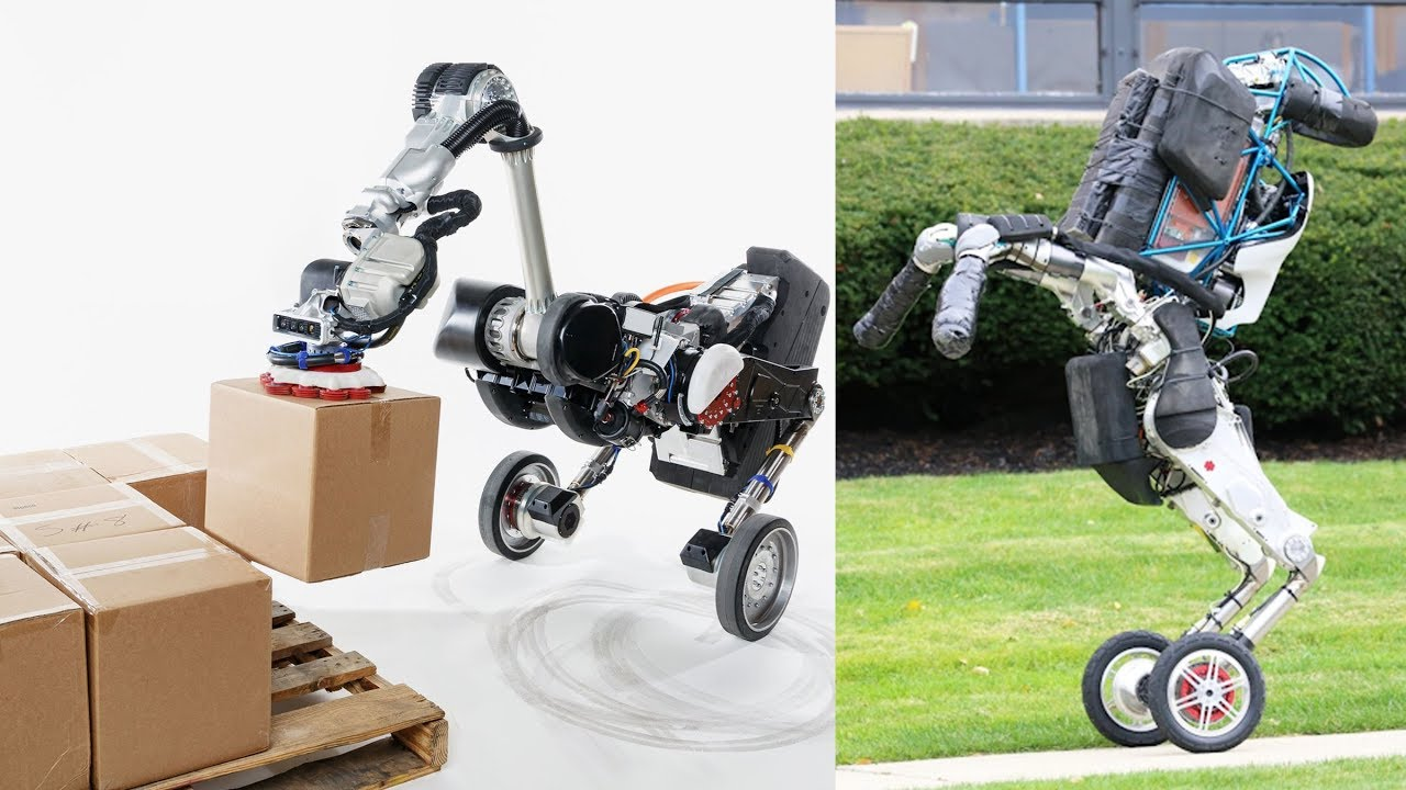 How Robot Will Change The World? - Handle & Spotmini Robot From Boston Dynamics.