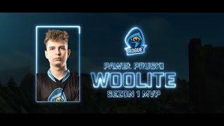 Woolite #ROG MVP / Ultraliga sezon 1. / Polsat Games