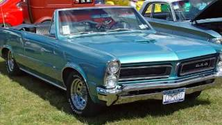 1965 GTO Tri- Power 389