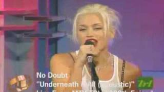 Gwen Stefani - Underneath it All (Acoustic) - With lyrics