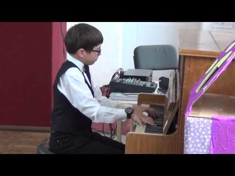 С. Джоплин, Регтайм Кленовый лист / Maple Leaf Rag by Scott Joplin