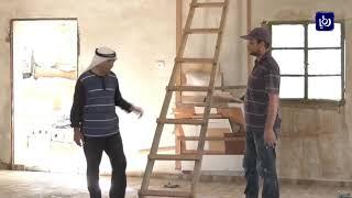 المزارعون الفلسطينيون يستعدون لموسم قطف الزيتون