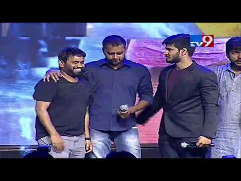 Director Chandu Speech @ Kirrak Party Pre Release    Nikhil    Samyuktha Hegde - TV9